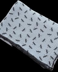 Schal_blau-mit-Libellen