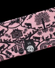 Stirnband_Schärenschnitt_Pink