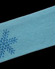 Stirnband_Erwachsene_Schneestern_Blau