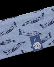 Stirnband_Kids_Blau_Flugzeuge
